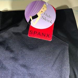 Spanx Hide & Sleek Pant Suit NEW NWT XL Black